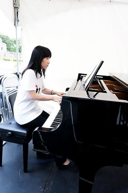 ピアノの伴奏